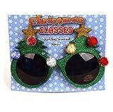 Weihnachten Sun Glasses Lustige Festive Secret Santa Geschenke [Spielzeug] - 3