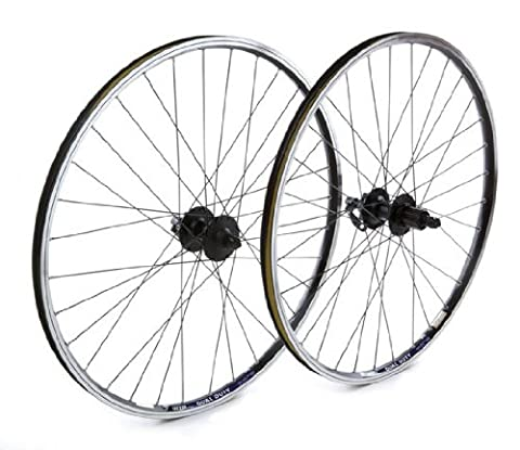 Pro Build Front Wheel Disc - Black, 29 Inch