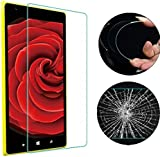 Malloom® Tempered Glass Screen Protector Anti-shatter Film for Nokia LUMIA 820