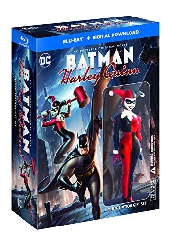 Image of Batman and Harley Quinn - Minifig [Blu-ray] [2017]