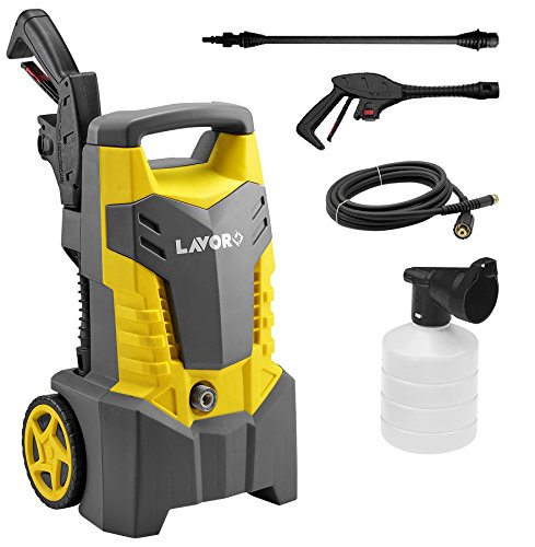 Lavor 8014211941306 Idropulitrice 1500W-110Bar-5,5Lt/M Fury 110, Unico