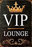"Sketchfab ""Vip Lounge"" Wall Sign (Wooden, 30 cm x 20 cm)"