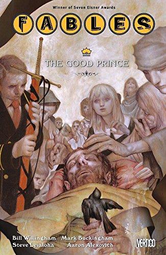 Fables Vol. 10: The Good Prince (Buckingham-serie Der)