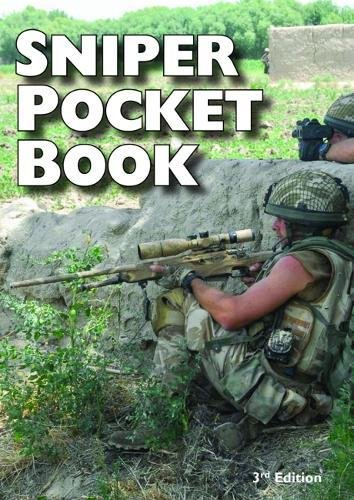 Sniper Pocket Books: 3rd Edition (3rd Edition:2018) (Sniper Book Pocket)