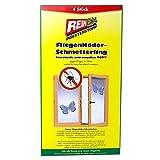 FLIEGENKÖDER Schmetterling Reinex 4 St