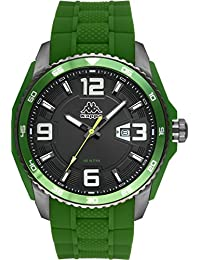Kappa Sport KP-1406M-C Reloj unisex muy deportivo