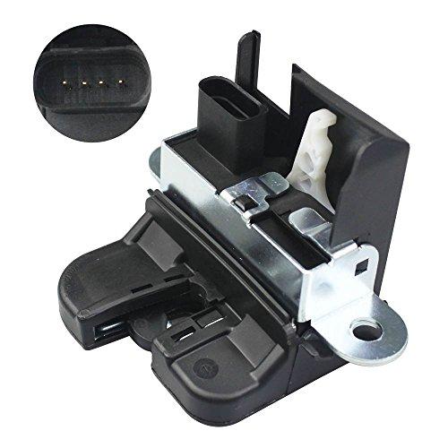 folconroad OE # 5K0827505a hinten Trunk Kofferraumdeckel Schloss-Verriegelung für VW Passat B6/3C5Wagon Golf Mk6 (Typ Power Door Lock)
