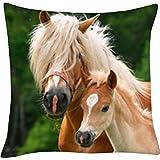 suchergebnis auf f r kissen mit pferdemotiv. Black Bedroom Furniture Sets. Home Design Ideas