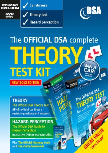 Price comparison product image The Official DSA Complete Theory Test Kit - 2012 (PC / Mac)