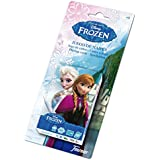 Frozen - Baraja infantil, color negro (Naipes Heraclio Fournier 1028179)