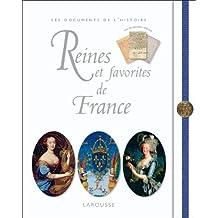 Reines et favorites de France - Nouvelle édition