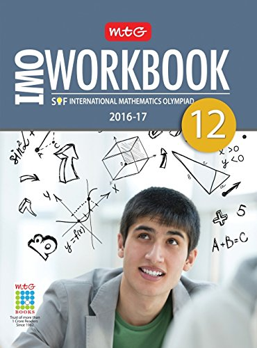 MTG International Mathematics Olympiad (IMO) Work Book - Class 12