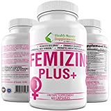 * FEMIZIN PLUS+ * Female Libido Enhancement – Female Sex Drive – Supports