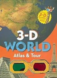 3-D Atlas & World Tour (3d)