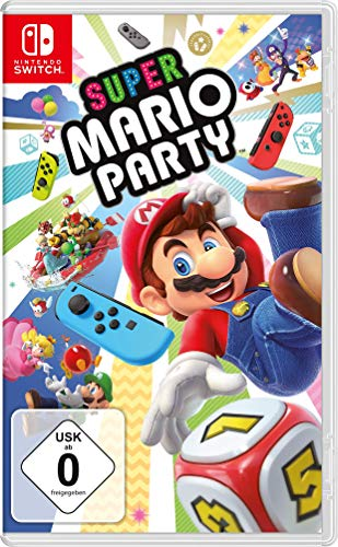 Super Mario Party - [Nintendo Switch] (Super Nintendo Konsole Teile)