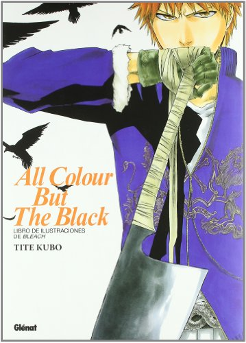Libro de ilustraciones de Bleach 1: All colour but the black (Shonen Manga)