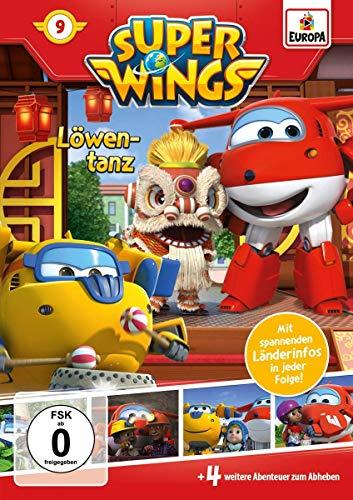 DVD 9: Löwentanz