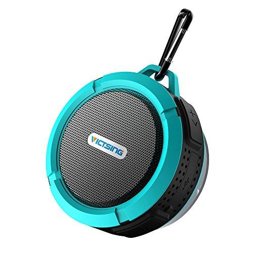Victsing Enceinte Portable Mini HautParleur Sans Fil Bluetooth