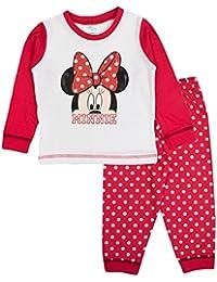 Baby Girls Pyjamas Kids Toddlers Disney Minnie Mouse / Me To You Tatty Teddy Pjs Set Size UK 6 to 24 Months