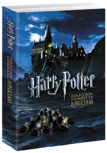 Harry Potter - Colección Completa (8 Películas) [Import espagnol]
