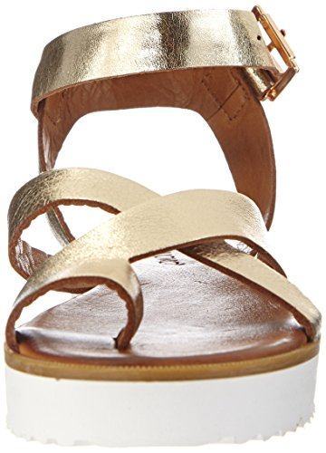 Inuovo JAGERBOMB, Sandales à bride femme Or - Gold (GOLD LEATHER)