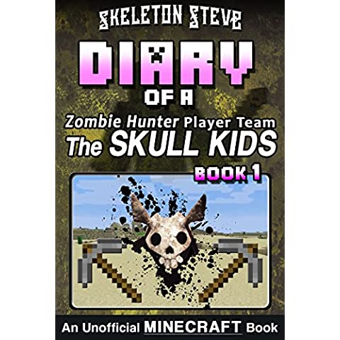 Minecraft Diary of a Zombie Hunter Player Team 'The Skull