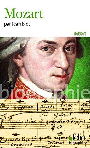 Mozart par Jean Blot