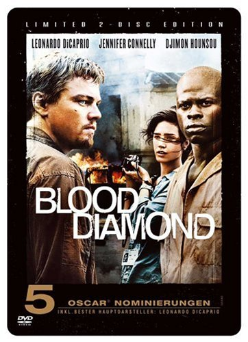 Blood Diamond (Steelbook) [Limited Special Edition] [2 DVDs] [Limited Edition]