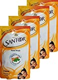 #8: Santoor Hand Wash Classic Refill Pack - 180 ml (Buy 3 Get 1 Free)