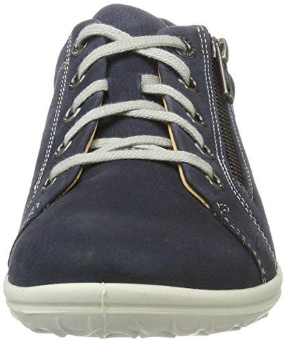 Jomos Allegra, Chaussures à lacetss Femme Bleu Marine