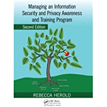 Managing an Information Security and Privacy Awareness and Training Program, Second Edition