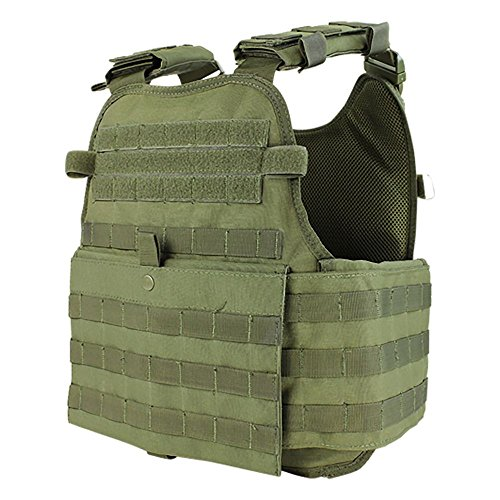 Condor Modular Operator Plate Carrier Oliv -