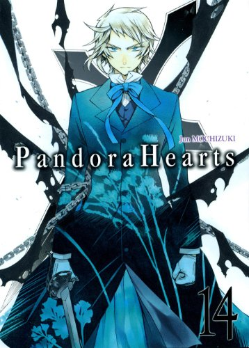 Pandora Hearts Edition simple Tome 14
