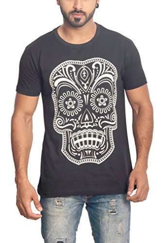 Urban Age Clothing Co. Sugar Skull Mens T-shirt
