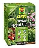 Compo Ortiva Spezial Pilz-frei 20 ml Fungizid gegen Pilzkrankheiten an Tierpflanzen und Gemüse im Gewächshaus + Freiland
