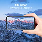 LK [3 Pack Screen Protector for OnePlus 6T, [Full Coverage] [Bubble-Free] HD Clear Flexible film with Lifetime Replacement Warranty