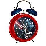 STAR WARS- Reloj Despertador (Suncity SWA301777)