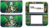Legend of Zelda Link 25 Anniversary Special Edition Link Video Game Vinyl Decal Skin Sticker Cover for the New Nintendo 3DS XL LL 2015 System Console by Vinyl Skin Designs