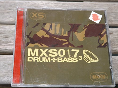 MUSIC LIBRARY CD BMG MATCH DRUM + BASS 3 MXS017