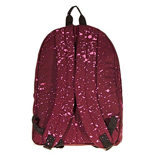 99ffbe078de10 Hype Rucksack Tasche Verscheidene Farben Rot -ritter ...