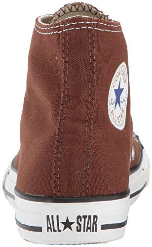 Converse Chuck Taylor All Star 015850-550-93, Unisex – Erwachsene Sneakers, Braun (Chocolate), EU 39 - 2