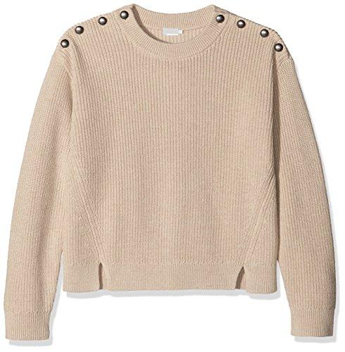 filippa-k-damen-button-rib-pullover-beige-beige-dove-mel-38