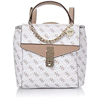 Guess Womens Backpack, White - SG767132