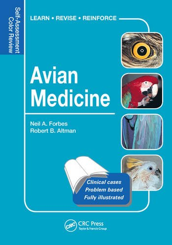 Self-Assessment Colour Review of Avian Medicine (Veterinary Self-Assessment Color Review Series)