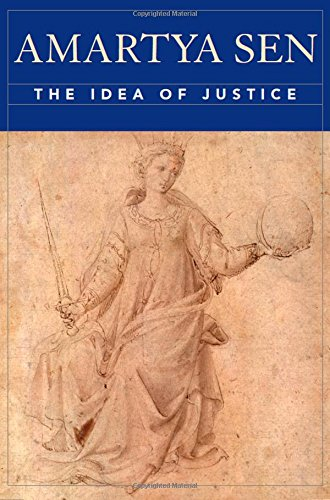 The Idea of Justice (Paperback)