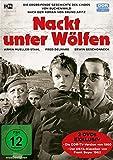 Nackt unter Wölfen - Limitierte Edition (DEFA-Klassiker 1962 + DDR TV-Version 1960) [2 DVDs]
