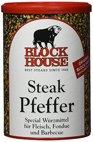 Block House - Steak Pfeffer - 200 GR