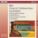 Songtexte von Georges Bizet - Carmen / L'Arlésienne Suites / Jeux d'enfants