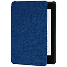 Amazon Kindle Paperwhite-Hülle aus wassergeeignetem Stoff (10. Generation – 2018), Blau