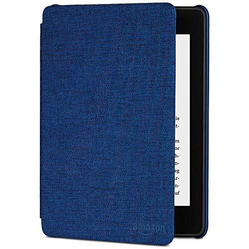 Amazon Kindle Paperwhite-Hülle aus wassergeeignetem Stoff (10.Generation - 2018), Blau (Amazon Kindle Mein)